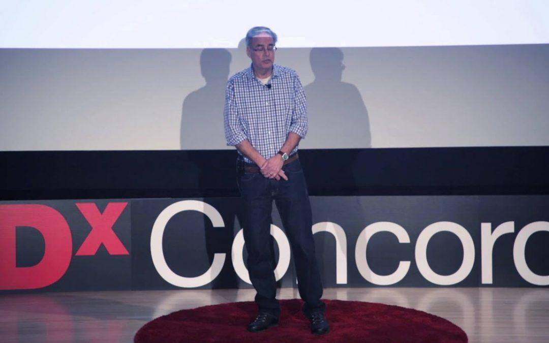 Hypnosis – The Universe Within | David Bernstein | TEDxConcordia