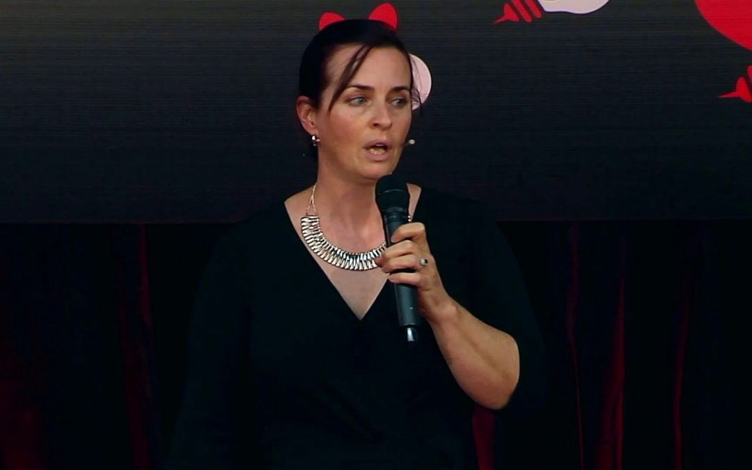 Cult Survivor to Free Thinking Driver | Claire Ashman | TEDxIpswich