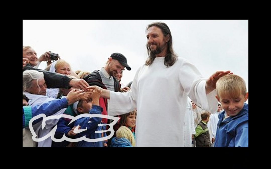 Siberian Cult Leader Thinks He's Jesus