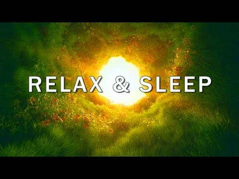 Best Relaxation Sleep Hypnosis, Calming Sleep Music to Reduce Anxiety Better Sleep 🕙10 Hours