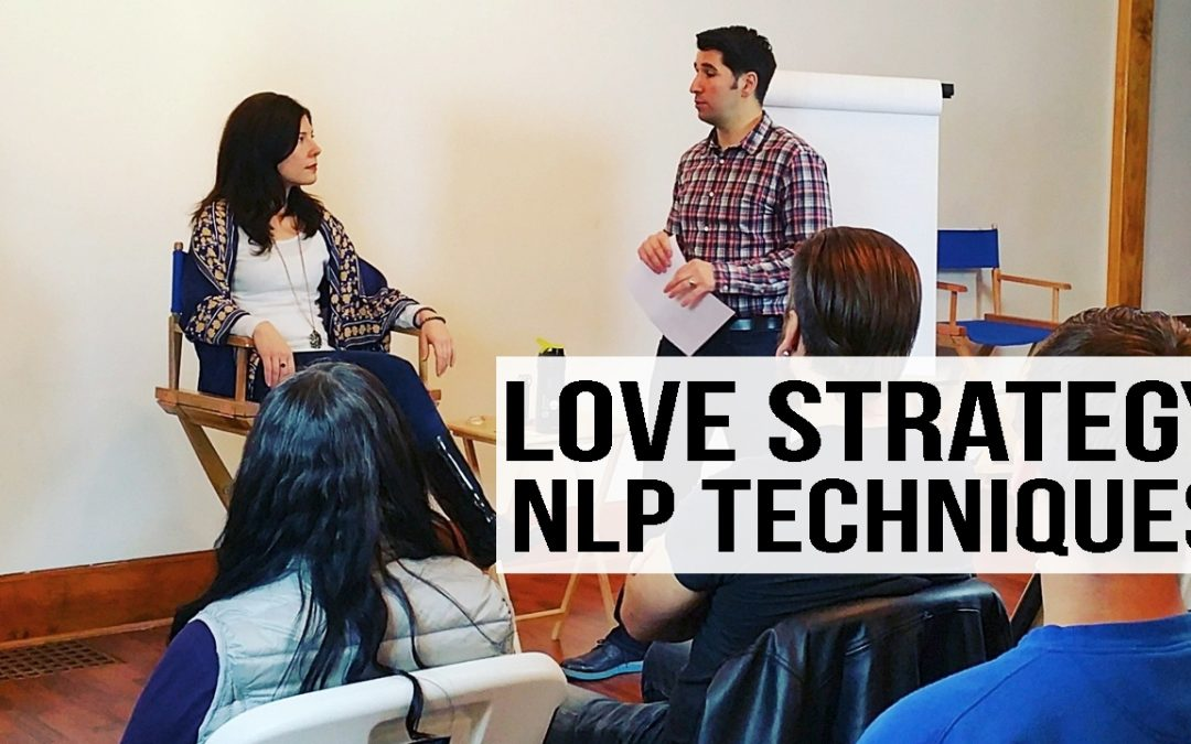 Discover Your Love Strategy | NLP Strategy – Conversational Seminar with Demonstration