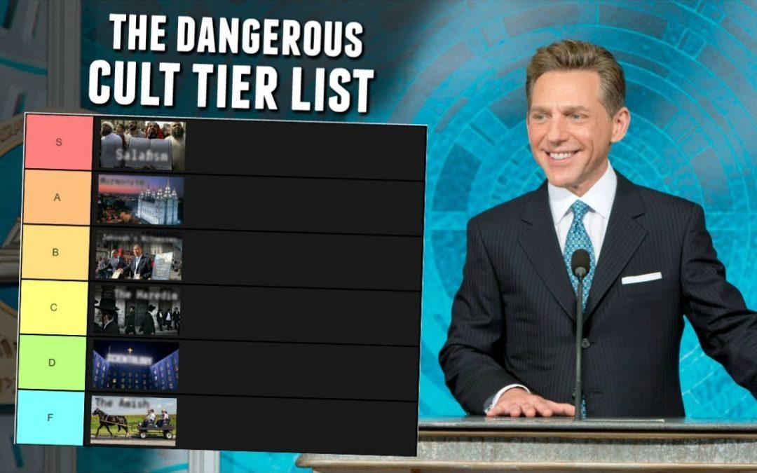 The Powerful Cult Tier List