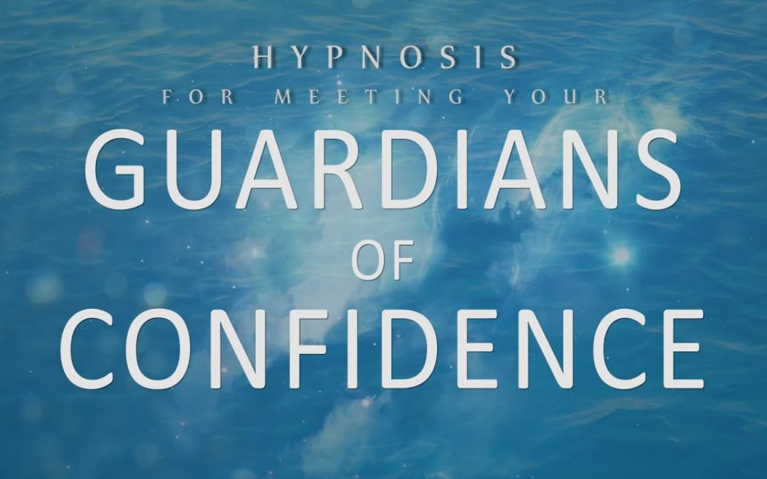 Hypnosis for Meeting Your Guardians of Confidence (Sleep Meditation Spirit Guide Lucid Dreaming)