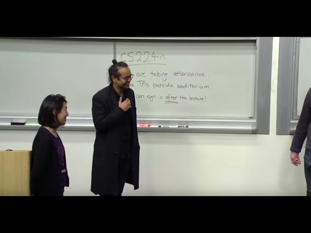 Stanford CS224N: NLP with Deep Learning   Winter 2019   Lecture 14 – Transformers and Self-Attention