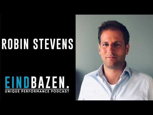 #132 Robin Stevens – Over de kracht van NLP