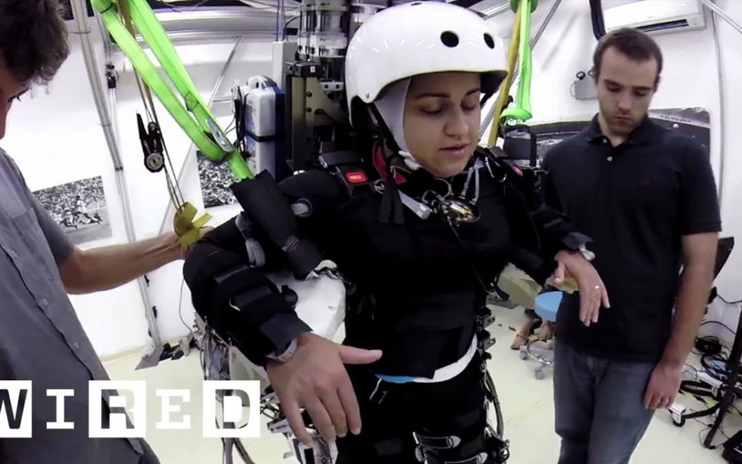 Mind-Controlled Machines Give Paralyzed Patients New Hope | Cyborg Nation