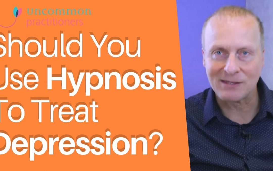 Should Hypnosis Ever Be Used To Treat Depression?