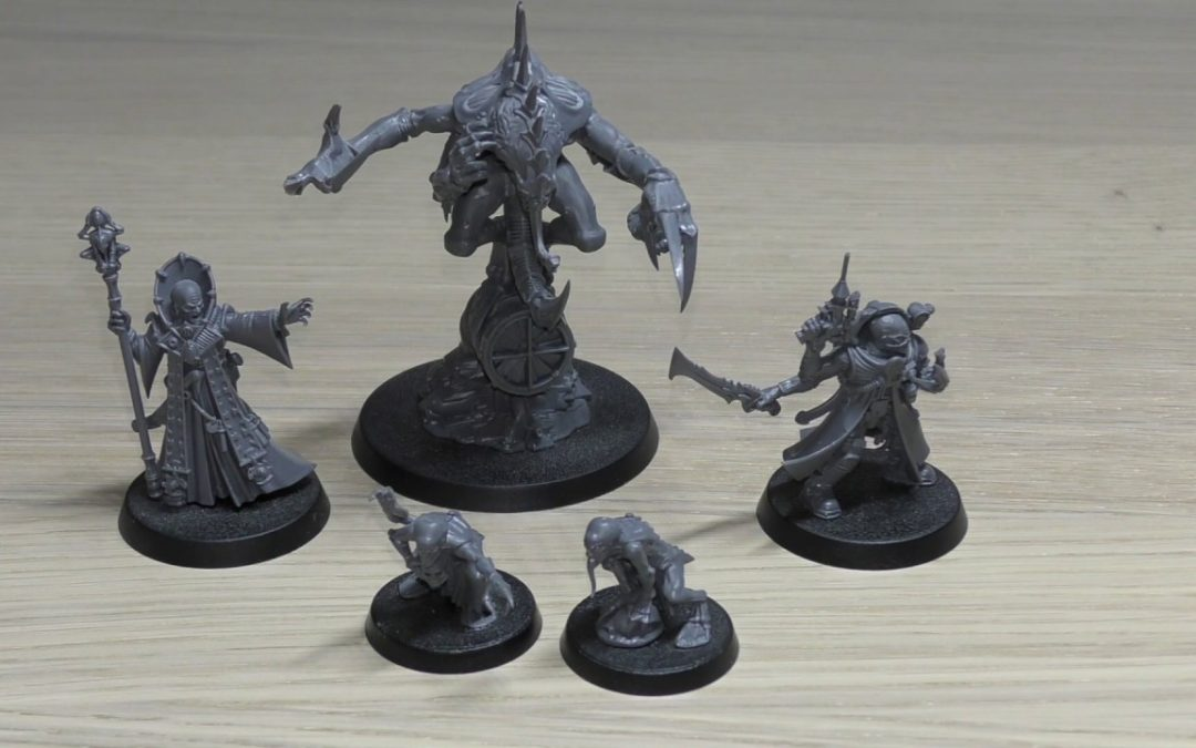 Genestealer Cults – Broodcoven – Review (WH40K)