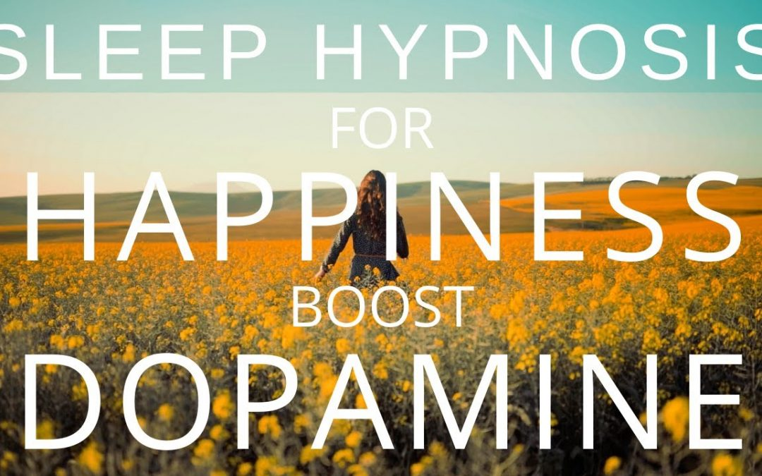 Sleep Hypnosis for Happiness and Contentment – Boost Dopamine, Beat Depression