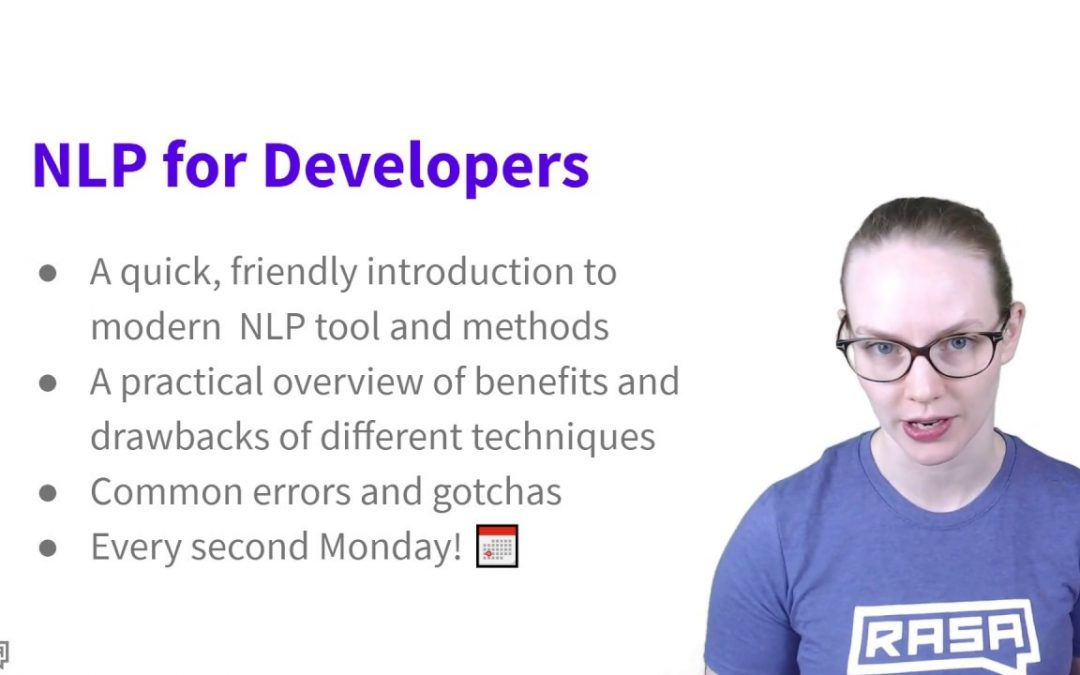 NLP for Developers: Trailer | Rasa