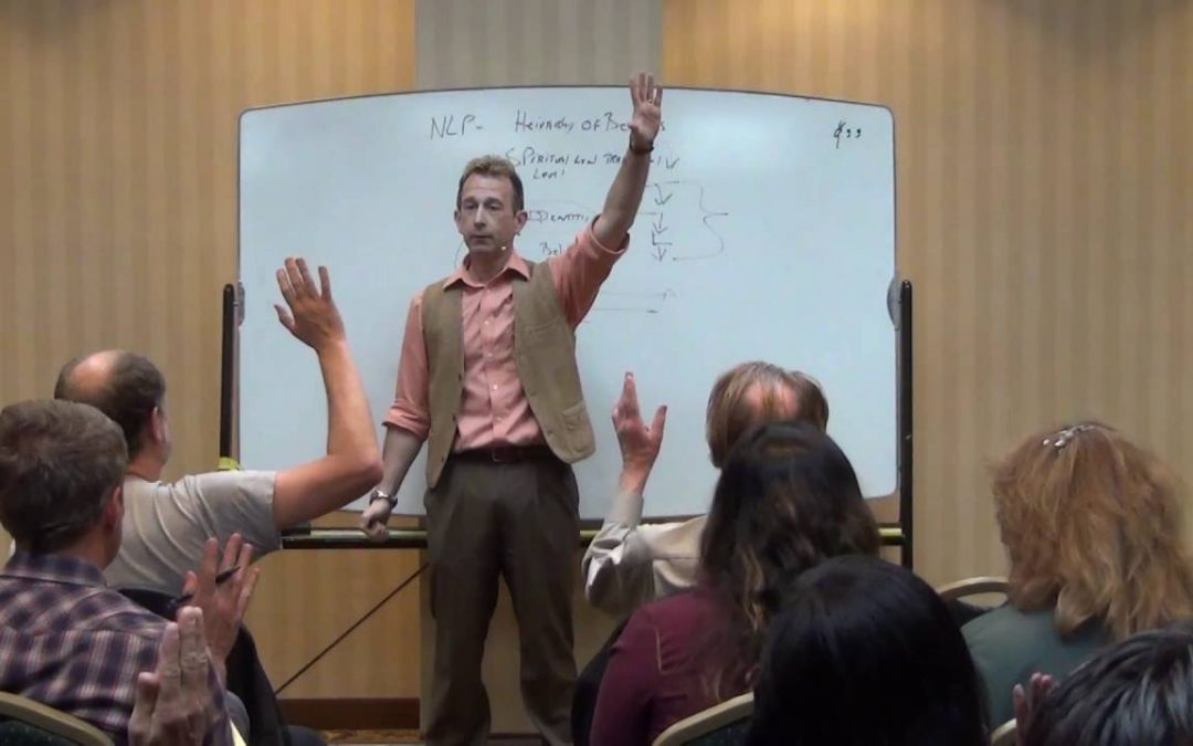 NLP LECTURE: Removing Blocks To Success, How To Program Your Subconscious Mind