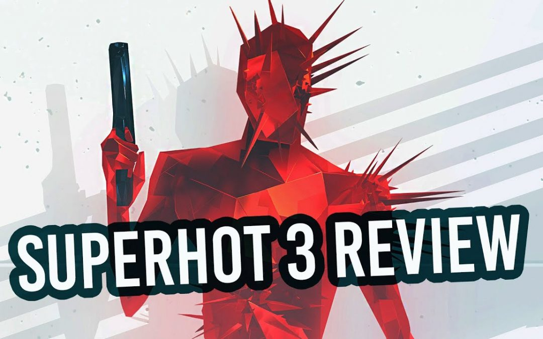 SUPERHOT: Mind Control Delete – FULL REVIEW   Mind Control Install!