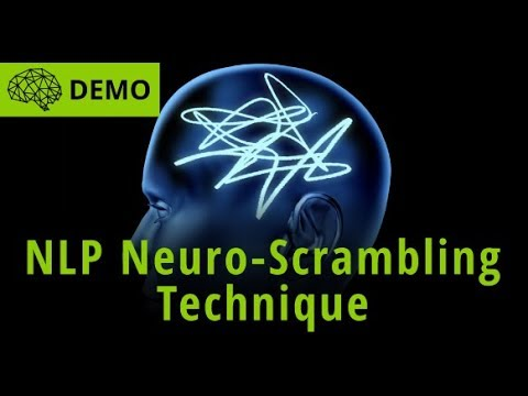 NLP Demonstration: The Neuro-Hypnotic Scrambling Technique