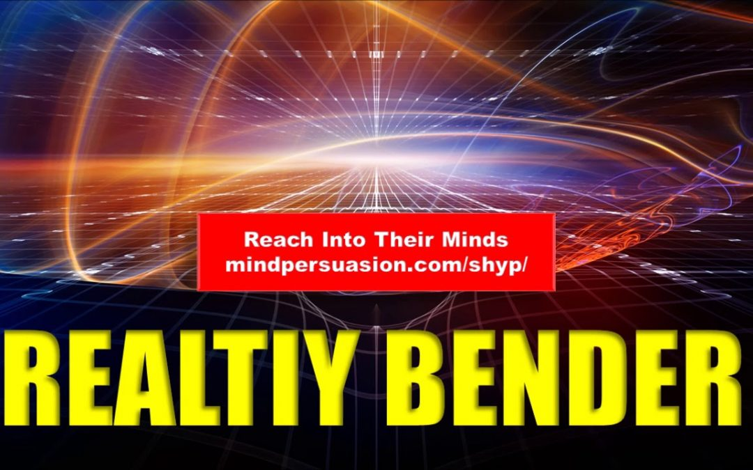 Reality Bender – Bend Reality To Your Will With Your Mind – Subliminal Affirmations