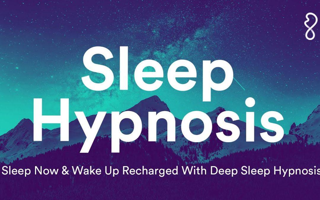 Sleep Hypnosis | Sleep Now & Wake Up Recharged With Deep Sleep Hypnosis