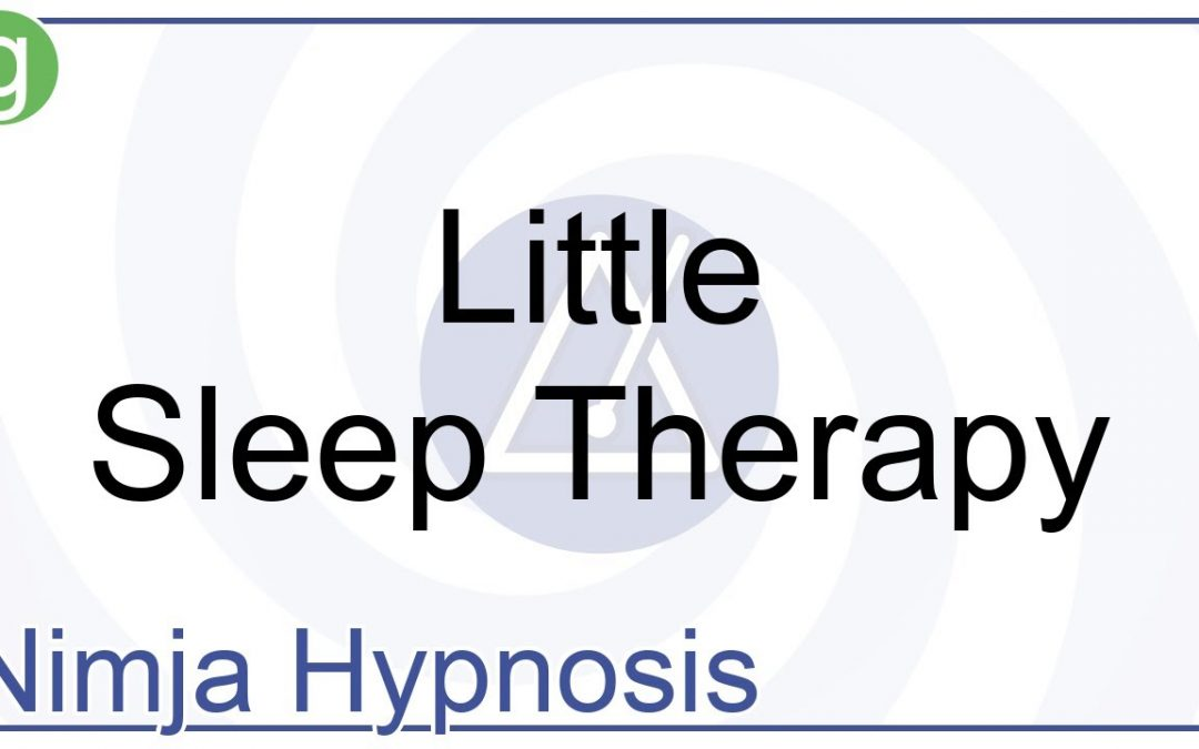 Little Sleep Therapy – Hypnosis