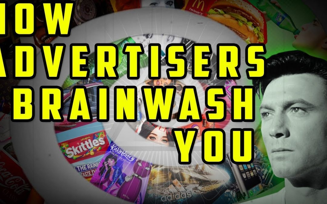 How Advertisers Brainwash You | Subliminal Advertising Science – LED