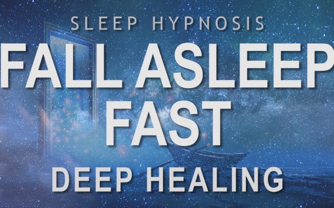 Sleep Hypnosis to Fall Asleep Fast | Deep Healing Relaxation (Guided Sleep Meditation)