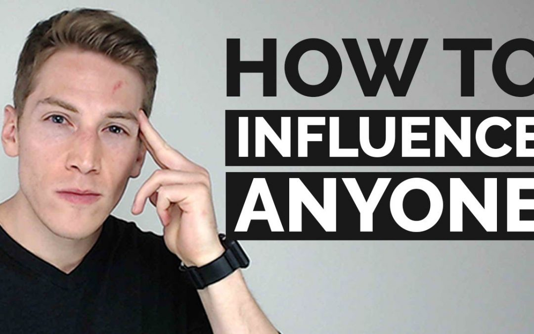 How To Influence Someone Without Them Knowing