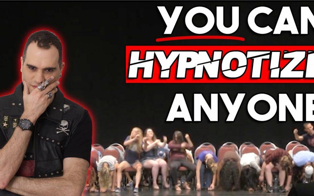 Learn FASTEST Mind-Control Hypnosis Secrets NOW! Mentalism Tutorial by SpideyHypnosis!