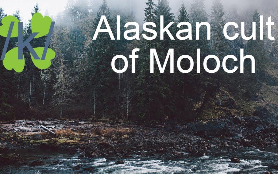 4chan greentext – /k/ – Alaskan cult of Moloch
