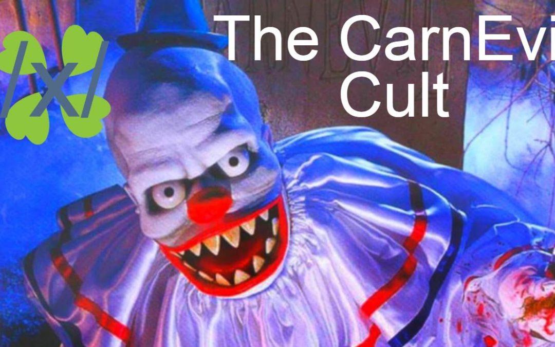 4chan thread – /x/ – The CarnEvil Cult