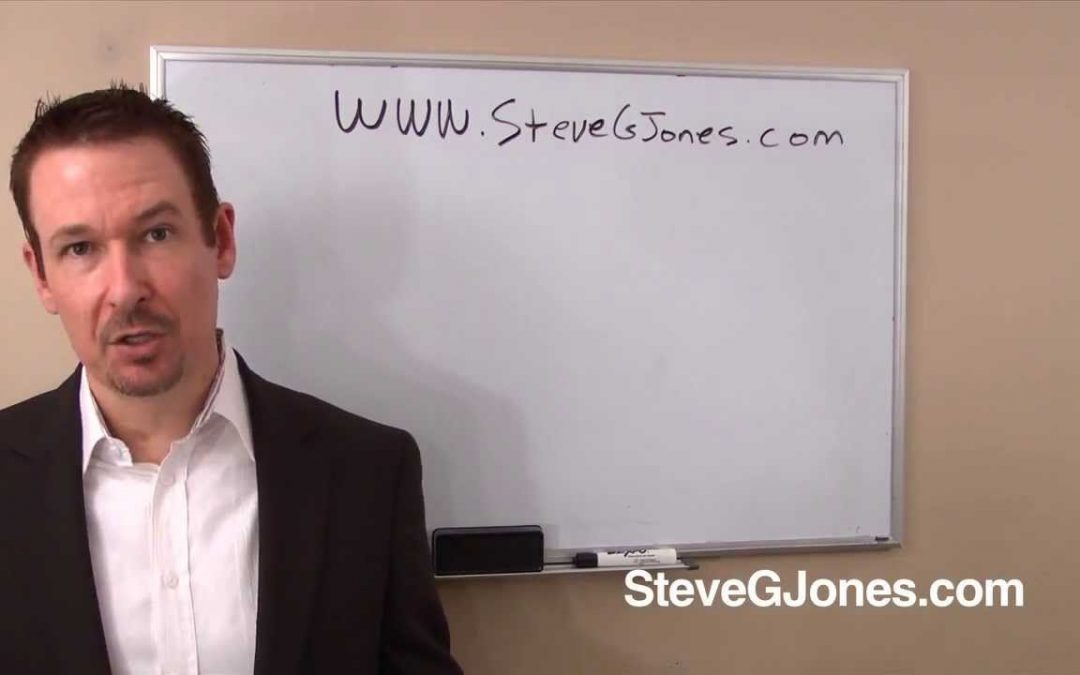 How to Use Hypnosis with Cancer Patients – Dr. Steve G. Jones