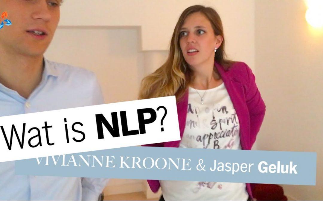 Wat is NLP? Jasper Geluk (interview door Vivianne Kroone)