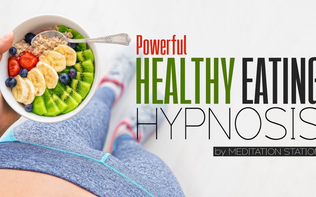 Powerful Healthy Eating Hypnosis | Guided Meditation For Diet | Sleep Hypnotherapy For Overeating