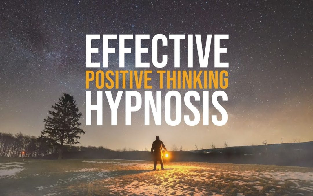 Effective Positive Thinking Sleep Hypnosis | Guided Meditation | Affirmations for Deep Sleep