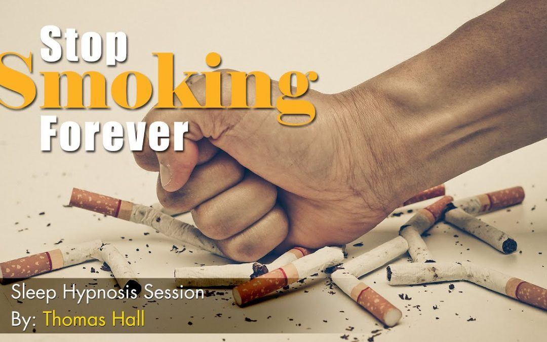 Stop Smoking Forever – Sleep Hypnosis Session – By Minds in Unison