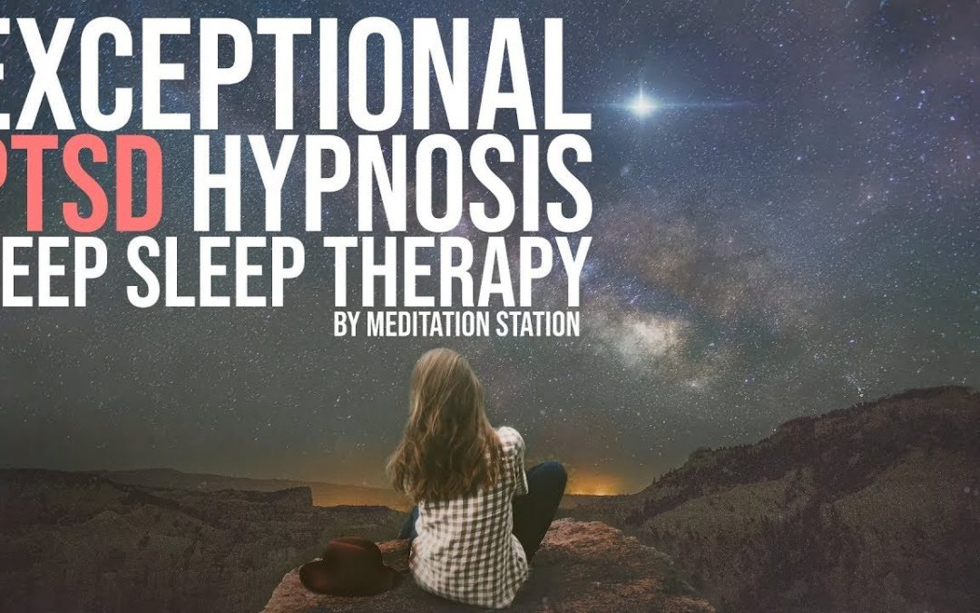 """Perfect PTSD Sleep Hypnosis"" 