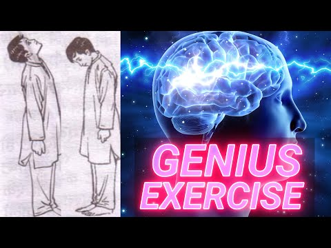 Genius Brain Power Exercise For Thought Power & Mind Control