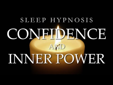 Sleep Hypnosis for Regaining Confidence & Connecting to Your Inner Power ~ Sleep Meditation Healing