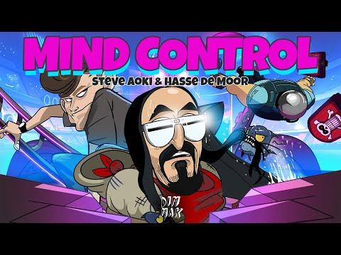 Steve Aoki & Hasse de Moor – Mind Control [5/6]