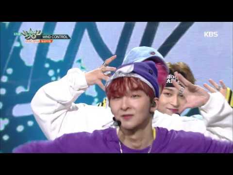 뮤직뱅크 Music Bank – MIND CONTROL – 일급비밀 (MIND CONTROL – TOP SECRET).20170616