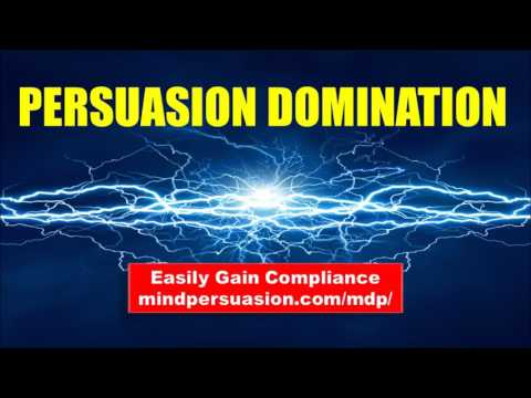 Persuasion Domination Hypnosis