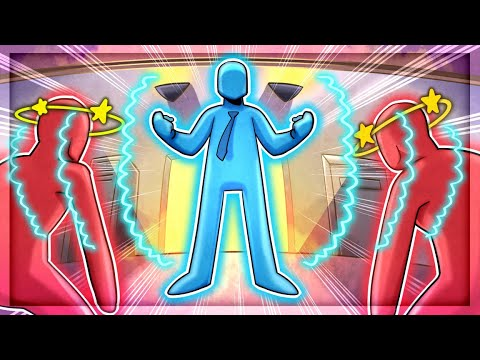 I Used MIND CONTROL To DESTROY My Enemies in Stick It To The Stick Man