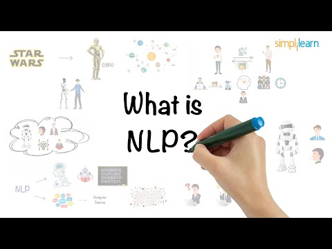 Natural Language Processing In 5 Minutes | What Is NLP And How Does It Work? | Simplilearn