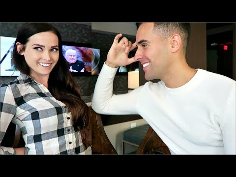Model Freaks Out Over Mind Control Magic! Ft. Niece Waidhofer