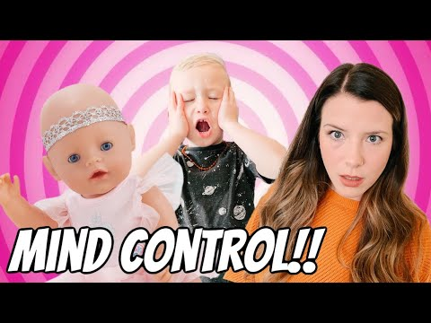 Mom and Dad are Mind Controlled by Diana!!!