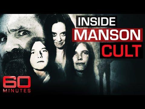 Inside Charles Manson's crazed cult   60 Minutes Australia