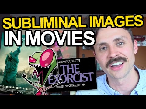 All about subliminal messages in movies and TV