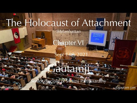 The Holocaust of Attachment | Chapter 6 | Sept 14 | Control Your Mind Control Your Life.