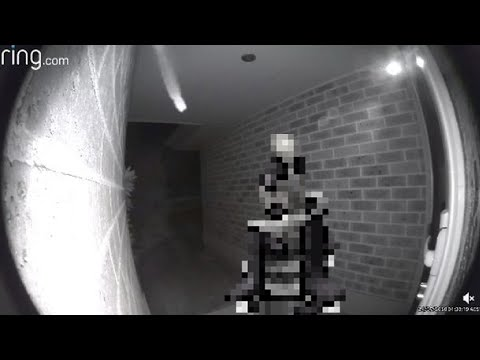 [ASMR] Yuri tries to get into your house and mind control you