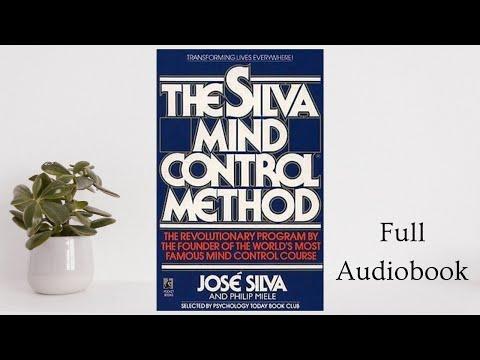 The Silva Mind Control Method Full Audiobook by Jose Silva